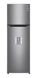 Refrigerador Lg Acero Con Despachador De Agua Gt29mdc