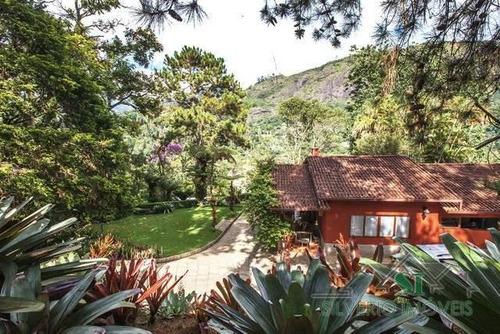 Sítio- Teresópolis, Parque Do Imbuí - 3191