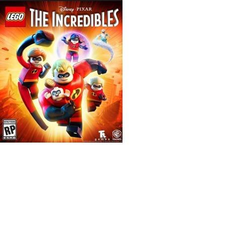 Lego The Incredibles-pc-dvd(midia Fisica)