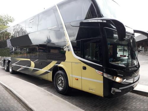 Ómnibus 2015 Volvo Marcopolo  / 58 Mix Doble Piso