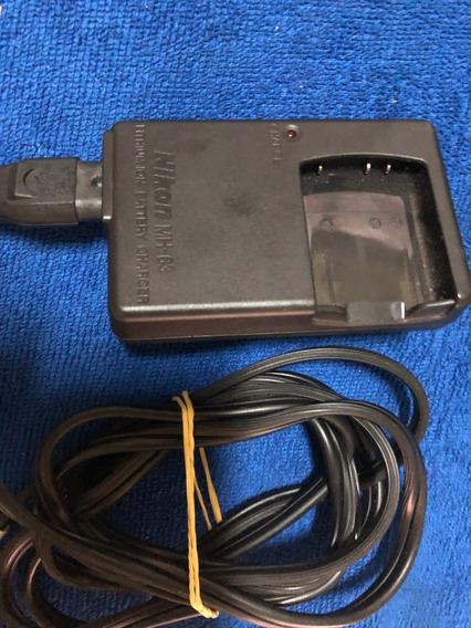 Carregador Nikon Mh-63 S60 S80 S200 S210 S220 S230 En-el10