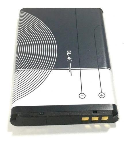 Batería Bl-4c Para Nokia 6131 6136 6170 6230 6300 7230 7610