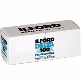 Filme Ilford Delta 120 Asa 100 (médio Formato)