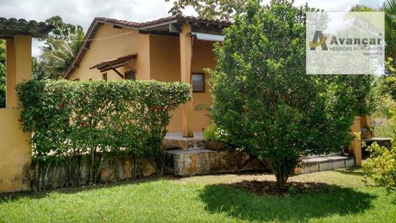 Casa Com 3 Dormitórios À Venda Por R$ 300.000 - Aldeia - Paudalho/pe - Ca0125