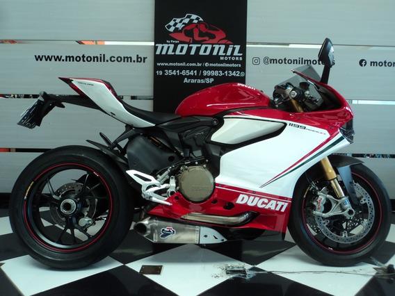 Ducati Panigale 1199 S Tricolore 2012