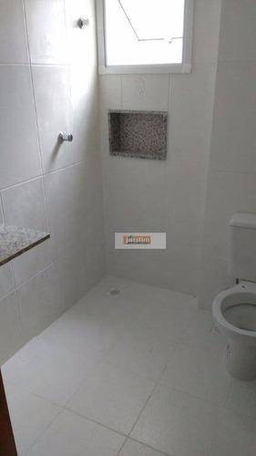 Cobertura Residencial À Venda, Vila Eldízia, Santo André. - Co0821