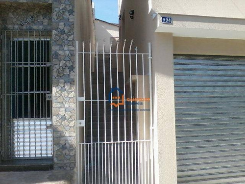 Casa Com 1 Dormitório Para Alugar, 60 M² Por R$ 900,00/mês - Casa Verde Alta - São Paulo/sp - Ca0277