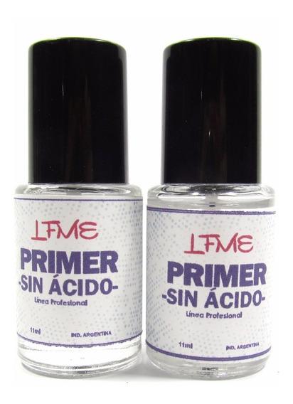 Primer Sin Acido Uñas Esculpidas Esmalte Semipermanente Lfme