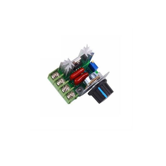 8pçs Controlador Motor C/potencio Ac 50v-220v-2000w -cod.133