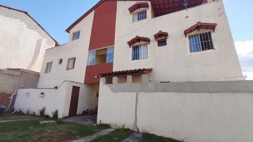Apartamento Com 2 Quartos Para Comprar No Monte Sinai Em Esmeraldas/mg - Ibh2061