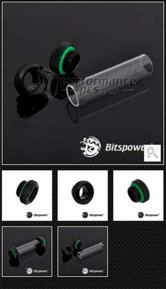 Bitspower Fitting 12mm Od Tubo Rigido Watercooler