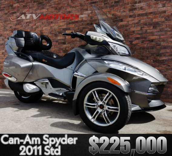 Can Am Spyder 1000 2011 Std
