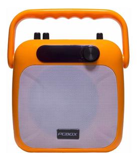 Parlante Retro Pcbox Smith Pcb-sp106 Bluetooth Bateria