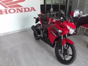 Cbr250r Roja Año 2018 Nueva Honda 0 Km