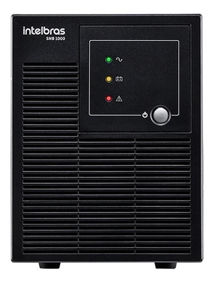 Nobreak 1000va Pc Senoidal Intelbras 4822013 Snb1000 Bivolt