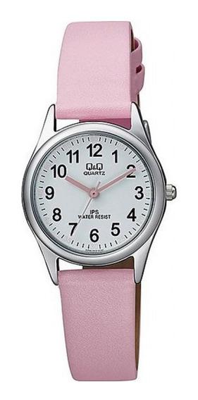 Relógio Q&q By Japan Feminino Qz09j334y C/ Garantia E Nf