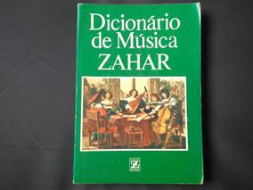 Livro Dicionário De Música
