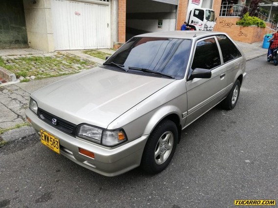 Mazda 323 Coupe 323 Mt Std