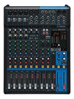 Consolas Analógicas Con Usb Yamaha Mg12xu