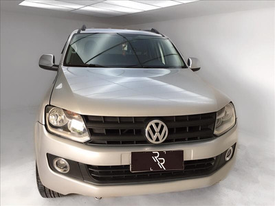 Volkswagen Amarok 2.0 4x4 Cd 16v Turbo Intercooler