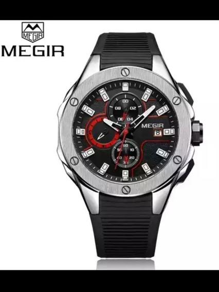 Reloj Megir Sport Cronografo