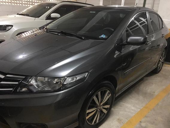 Honda City 1.5 - 16v Flex 4p Automático - 2013