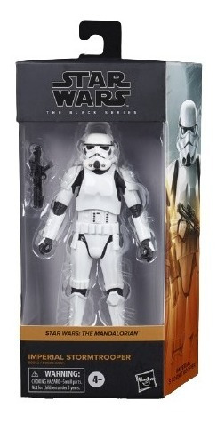 Star Wars Black Series Imperial Stormtrooper - Hasbro E8908