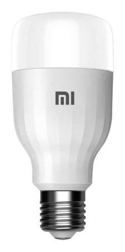 Imagen 1 de 5 de Xiaomi Mi Smart Led Bulb Essential / Ampolleta Inteligente