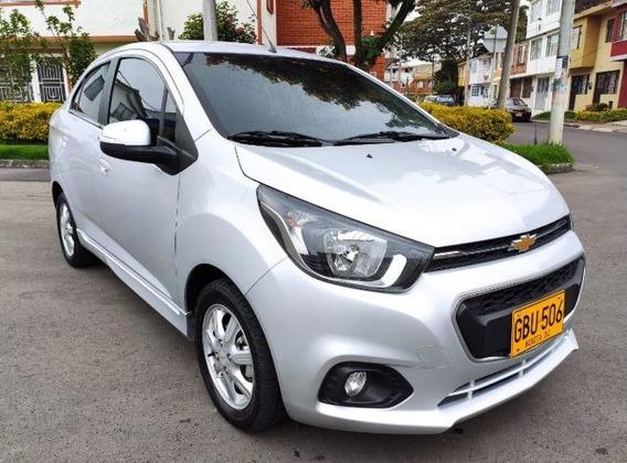 Vendo Hermoso Chevrolet Beat Premier Ltz Con 8.940 Kms