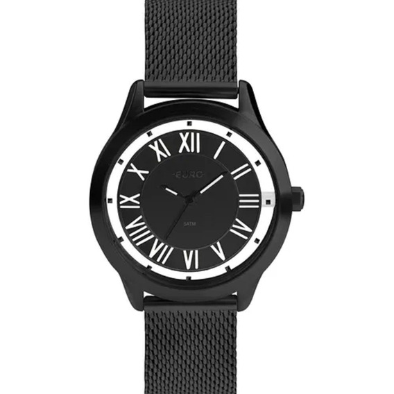 Relógio Euro Ouse Ser Você Mesma - Eu2039ji/4p