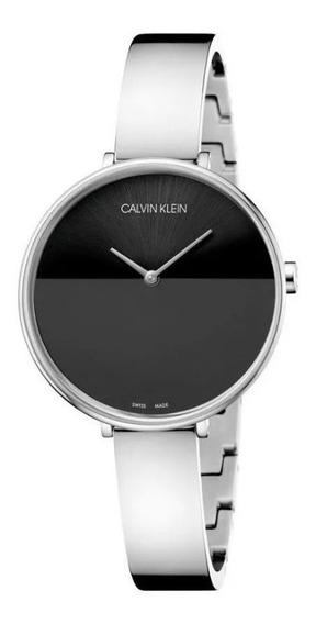 Reloj Calvin Klein K7a23141 Acero Para Dama Original Y Nuevo