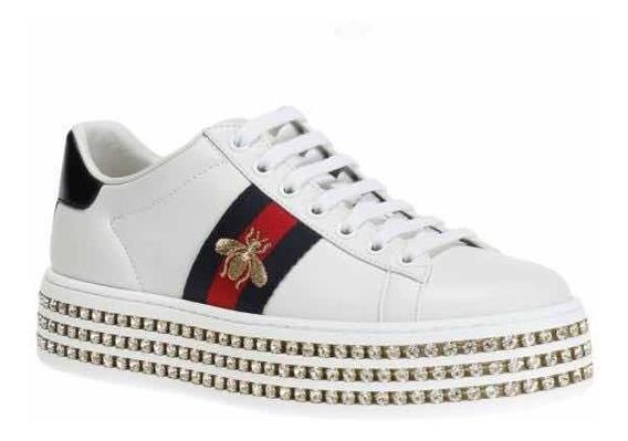 Gucci Ace Sneakers Talla 38eur