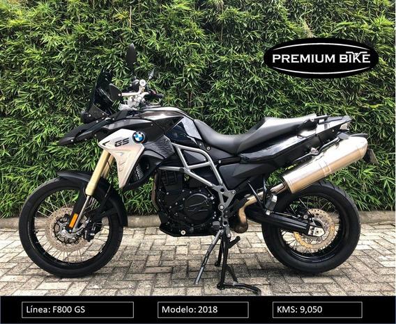 Bmw F800 Gs Premium Tripleblack