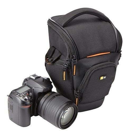Bolsa Mochila Case Logic Slrc-201 P/ Camera Canon Nikon Sony