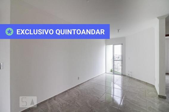 Apartamento No 12º Andar Com 2 Dormitórios E 1 Garagem - Id: 892972507 - 272507