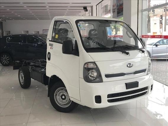 Kia Bongo 2020 Zero Km Agregar Temos Bau Transporte