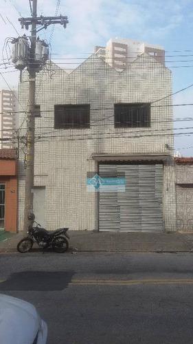 Prédio Comercial Para Locação, Jardim Anália Franco, São Paulo. - Pr0040
