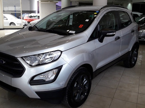 Ford Ecosport S 2018 0 Km Nueva