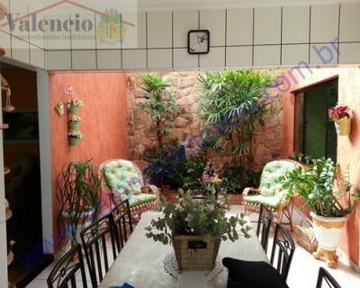 Venda - Casa - Parque Residencial Santa Rosa I - Santa Bárbara D