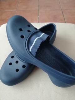 Crocs Talla W8 (38) Originales