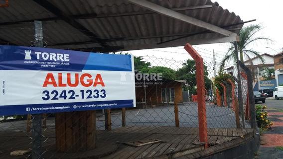 Terreno Para Aluguel Em Jardim Chapadão - Te003517