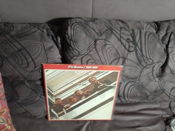 Lp The Beatles 1962 - 1966 # Duplo! Maravilhoso!