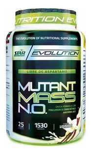 Ganador De Peso Mutant Mass 1,5 Kg Start Nutrition