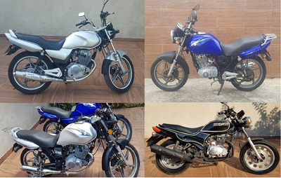 Suzuki Yes 125 Mais Completa Que Cg Titan 150 Quitada Doc Ok