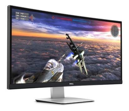 Monitor Dell Ultrasharp De 34 Curvo Ultrawide U3415w