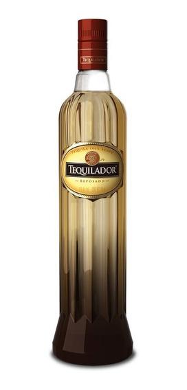 Tequilador Reposado 750ml Tequila 100% Agave Azul 35% Vol
