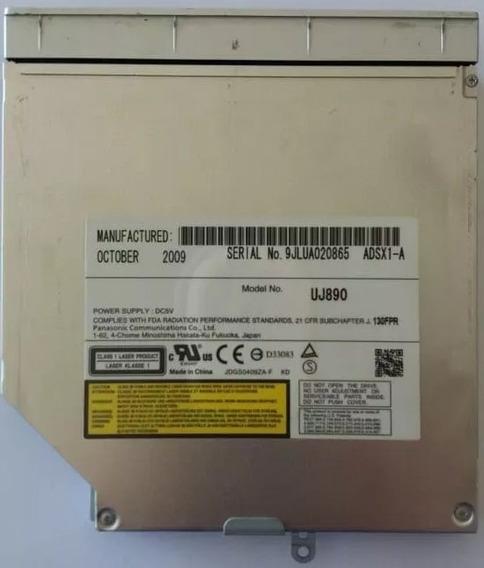 Drive Gravador Dvd Rw Notebook Itautec Lenovo Toshiba Uj890