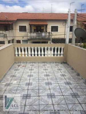 Sobrado Com 2 Dormitórios À Venda, 75 M² Por R$ 275.900 - Parque Taboão - Taboão Da Serra/sp - So0011