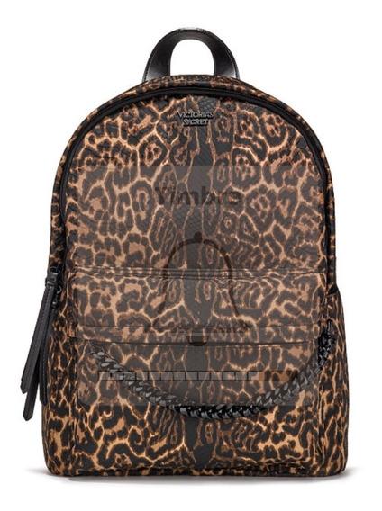 Mochila Leopardo Victorias Secret