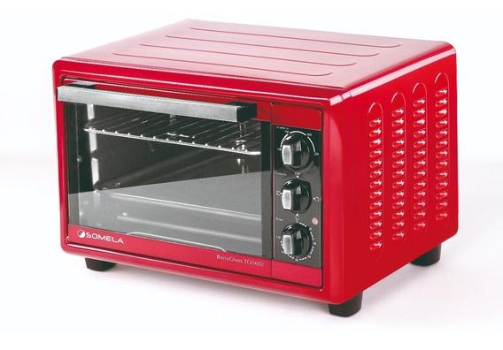Horno Eléctrico Somela Berry Oven 16 Litros